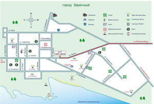 карта города2